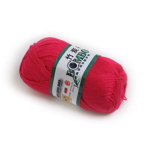how to roll a of yarn for knitting 1 roll knitting yarn smooth bamboo cotton baby