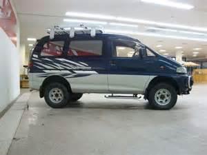 Mitsubishi Delica 4wd Mitsubishi Delica Space Gear Chamonix 2800 Turbo 4wd