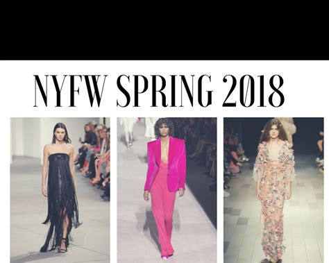 the top 10 nyfw trends for spring 2017 stylecaster the top 10 nyfw trends for spring 2017 stylecaster the