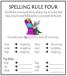 spelling rules how to spell speed reading lounge