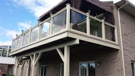 Glass Railings, Balconies and Stairs Ottawa   Centennial Glass