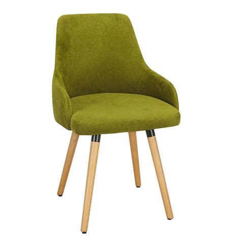 Green Velvet Dining Chairs Joveco Modern Velvet Dining Chair Green Joveco