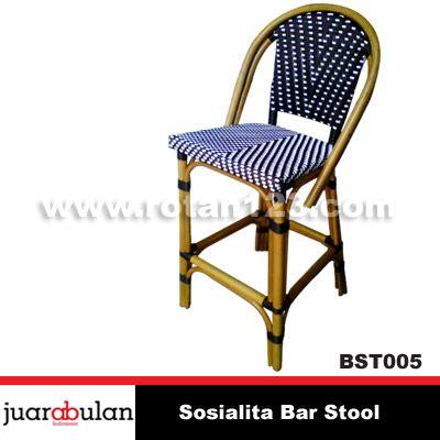Kursi Stool Ukir 2 Seater harga jual sosialita bar stool kursi bar rotan alami model gambar
