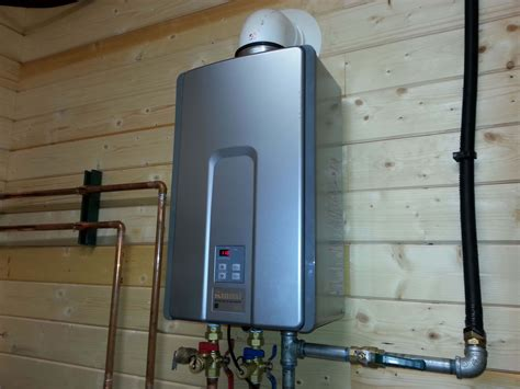 Water Heater Gas Rinnai tankless water heater installation repair specialists