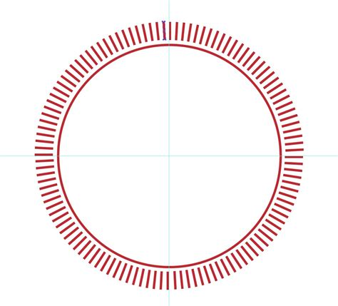 duplicate a shape around a circle using array modifier in cs6 how do i stop illustrator from snapping to pixel