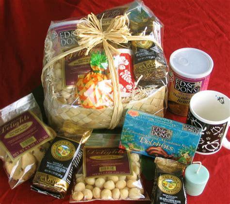 island bounty hawaiian gift basket with our aloha