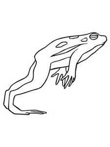 coloriage grenouille qui saute coloriages 224 imprimer gratuits