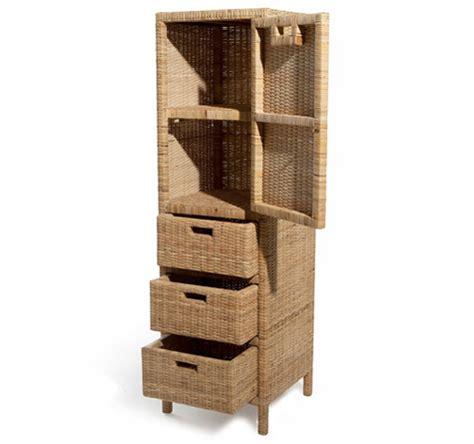 rattan schrank rattan schrank cabinet indoor rattan loom korb