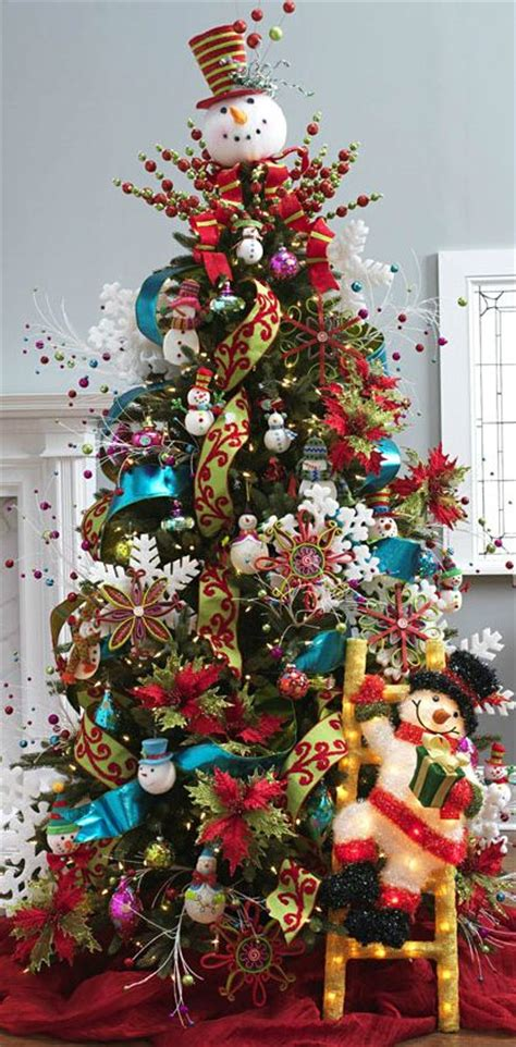 17 best ideas about whimsical christmas trees on pinterest