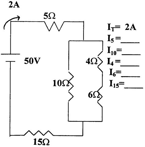 series circuit diagram problems with lights in series circuits