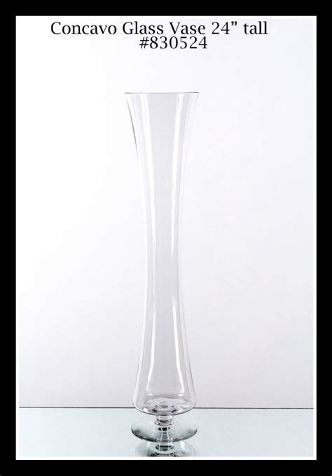 24 Inch Glass Vases by Glass Vases For Sale The Ultimate Wedding Project