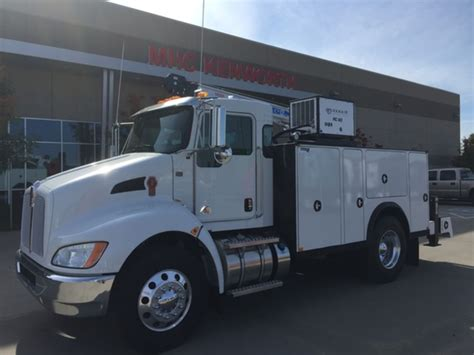 kenworth service truck service trucks utility trucks mechanic trucks for sale