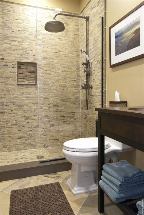 stone bathroom showers 10 beautiful small shower room designs ideas interior