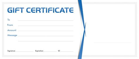 Card Template Microsoft Word 2003 by Gift Certificate Templates For Microsoft Word 2003 Valid