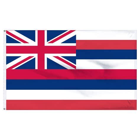 flags of the world hawaii hawaii flag 5 x 8 feet nylon