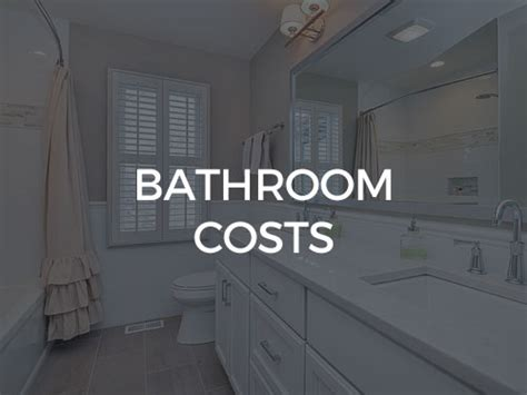 bathroom workbook how much does how much does a bathroom remodel cost bathroom remodeling