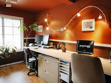 home dzine home office lighting tips   home office