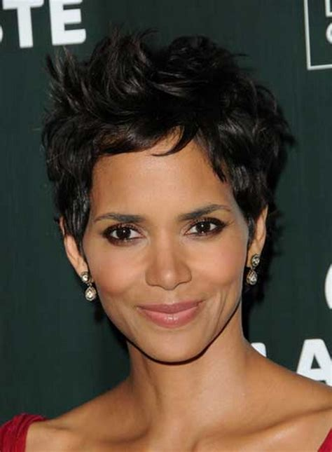 popular hair cuts and color for a 62 yr old woman short haircuts for women of color
