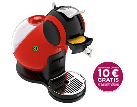Krups Dolce Gusto Maschine by Krups Kp2205 Nescaf 233 Dolce Gusto Melody 3 Rot Real