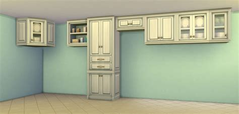 How To Build A Kitchen Island With Cabinets by The Sims 4 Building Counters Cabinets And Islands