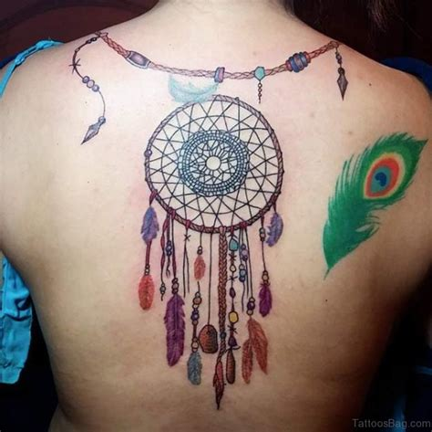 feather tattoo dreamcatcher 60 admirable dreamcatcher tattoos on back