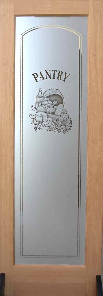 etched glass pantry doors multi stage sandblasting sans