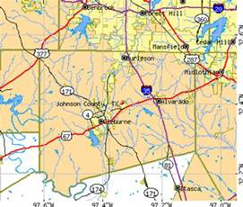 johnson county map johnson county tx image search results