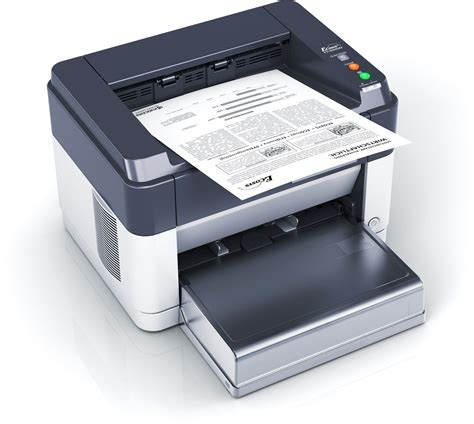 laser printer kyocera compact and quiet monochrome a4 laser printers
