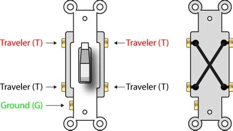 4 way switch how to wire a light switch