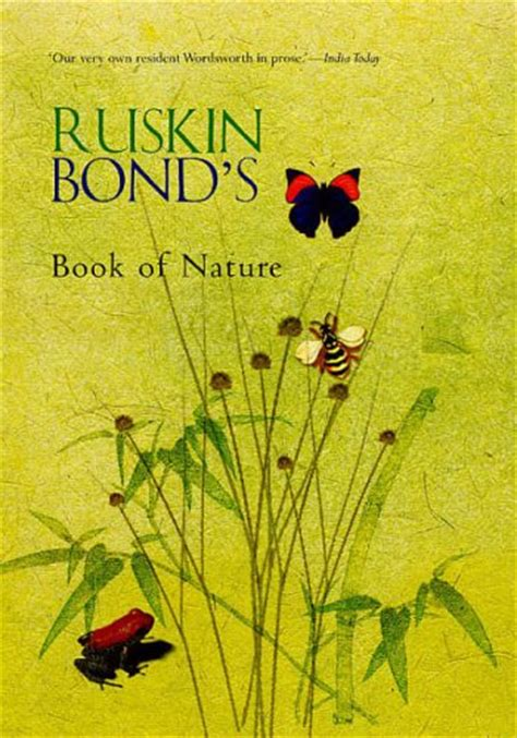 of nature a novel books ruskin bond s book of nature by ruskin bond reviews