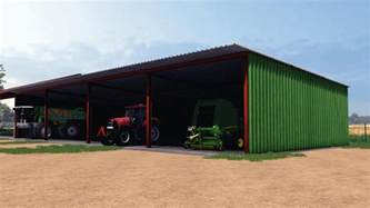 machinery shed modhub us