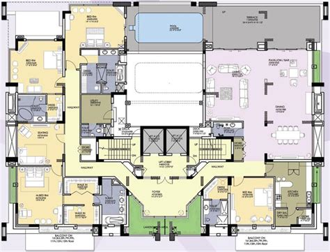 20000 sq ft house plans 12000 sq ft house plans images office floor plans for