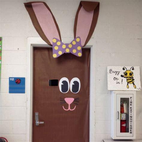 door decoration for school school door decoration for easter 5 171 funnycrafts