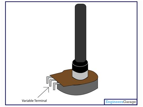 datasheet resistor variable 10k potentiometer variable resistor pin diagram