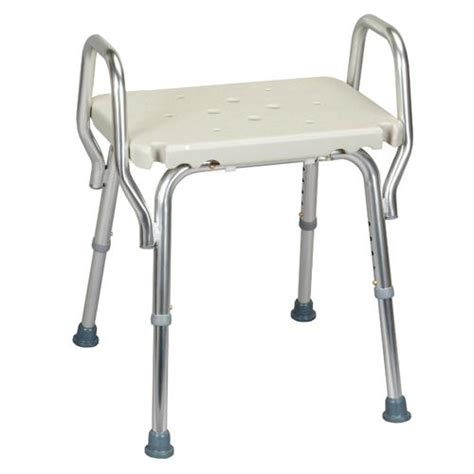 shower bath chair snap n save shower chair with arm rests