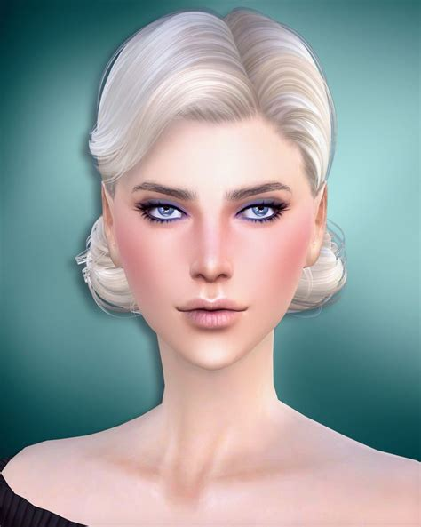 27 piece hairstyle lana 17 best images about ts4 hair female alphahair on