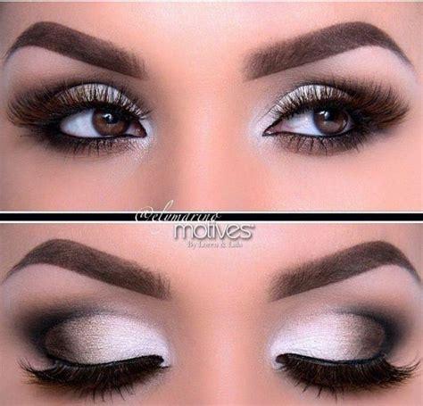 Eyeshadow For Dress eye makeup for black and white dress eye makeup