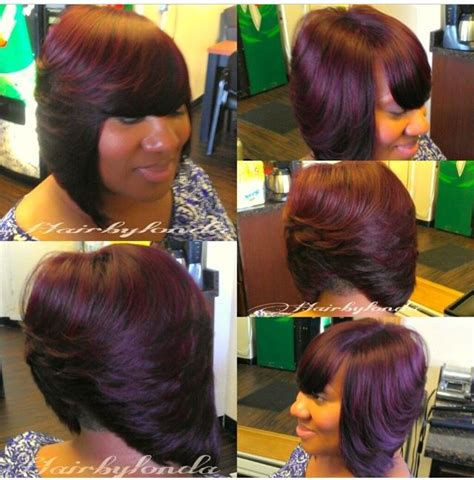red swing bob salon adeaux hair weaves wigs 42 best images about quick weave bob on pinterest bobs