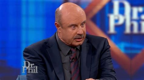 Dr Phil Admits Statement Was Not Helpful by Who Believes She Is With Jesus Makes