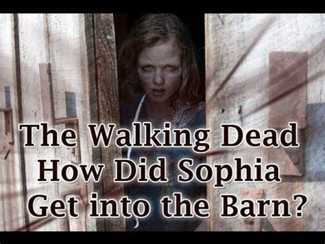 Walking Dead Barn Door The Walking Dead Webisodes Season 2 Cold Storage How To Save Money And Do It Yourself