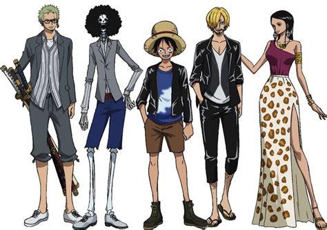 film z one piece characters one piece film z anime tv tropes