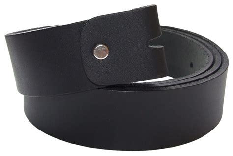 qha 174 s genuine 100 real leather belt snap on