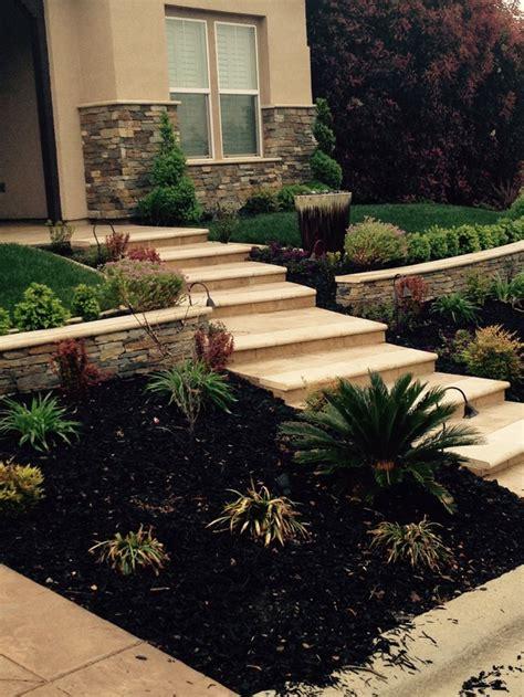 Landscape Rock Roseville Ca Modern Landscape In Roseville Landscape Plants Ledger