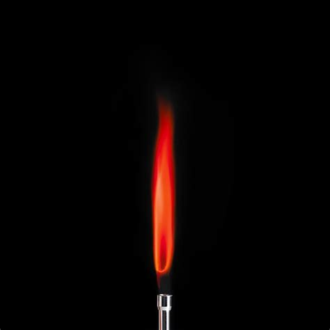 strontium color strontium test by