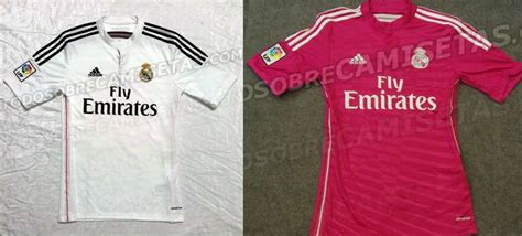 Another Pink Kit by Real Madrid Unveil New Pink Away Kit Car Interior Design