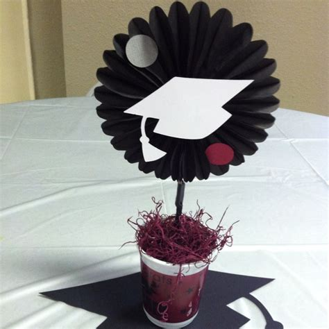 graduation centerpieces for tables invitations ideas