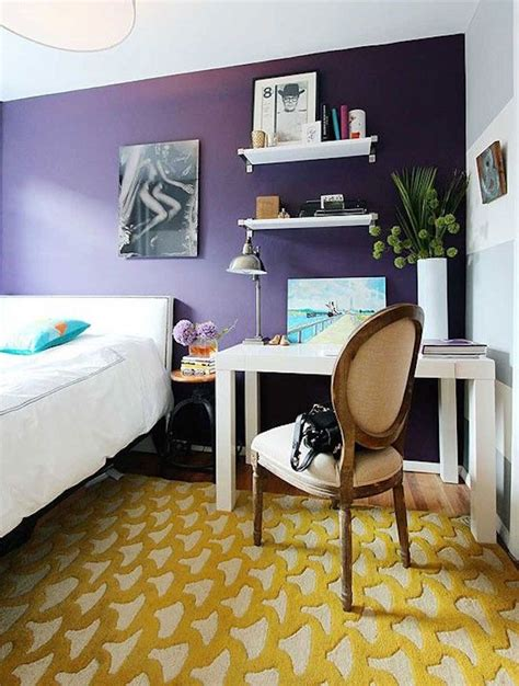 yellow and purple bedroom 25 yellow rug and carpet ideas to brighten up any room