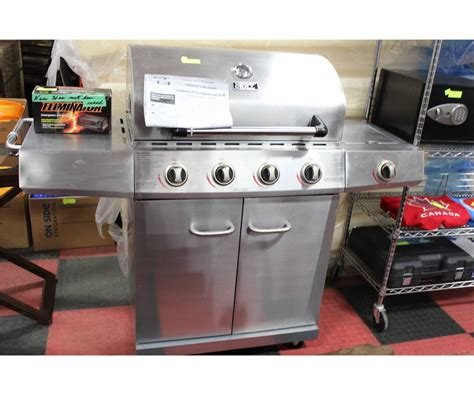 backyard grill brand stainless bbq