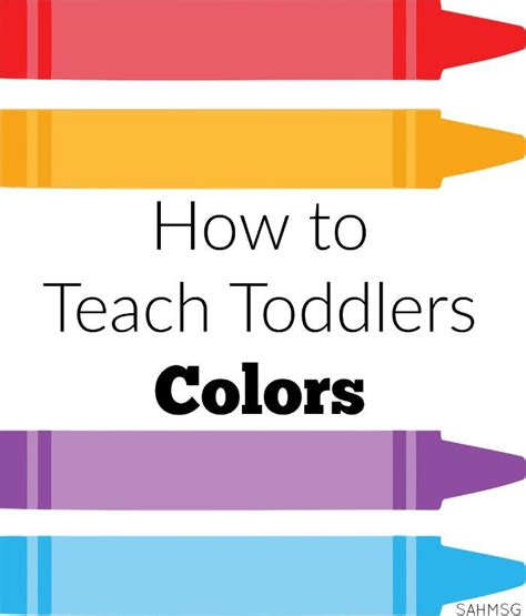 learning colors toddlers 002 best 25 toddler lesson plans ideas on lesson