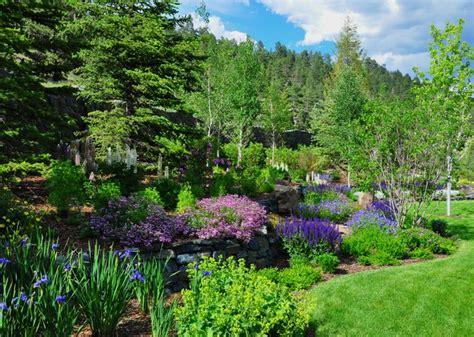 Landscape Architect Evergreen Co Evergreen Mountain Retreat Traditional Landscape